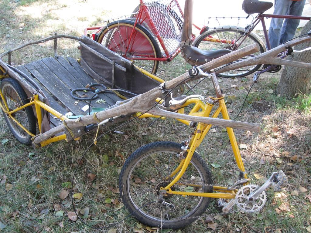Tricycle porteur - cliquez pour agrandir